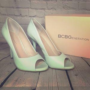 BCBGeneration Mint Heels